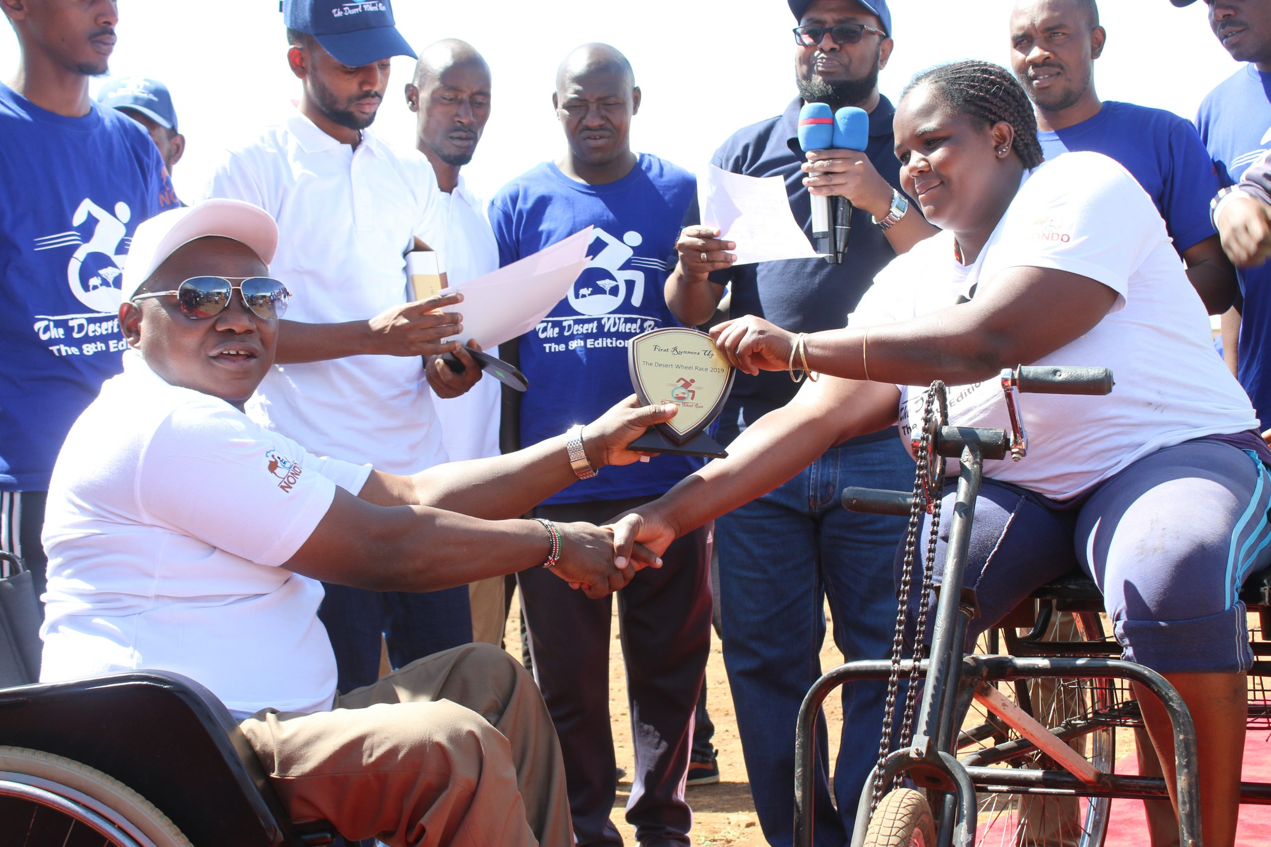 Disability is no inability