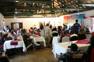 Some stakeholders during a  past disability conference to mainstream matters disability