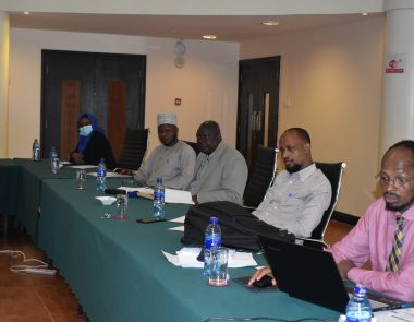 NONDO HOLDS A MEETING  ON DISABILITY RESEARCH